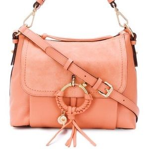 NEW💎 See by Chloé Joan Shoulder Bag Canyon Sunset